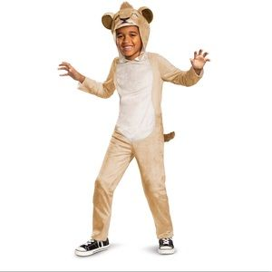 Disney The Lion King Simba Child Costume Size M